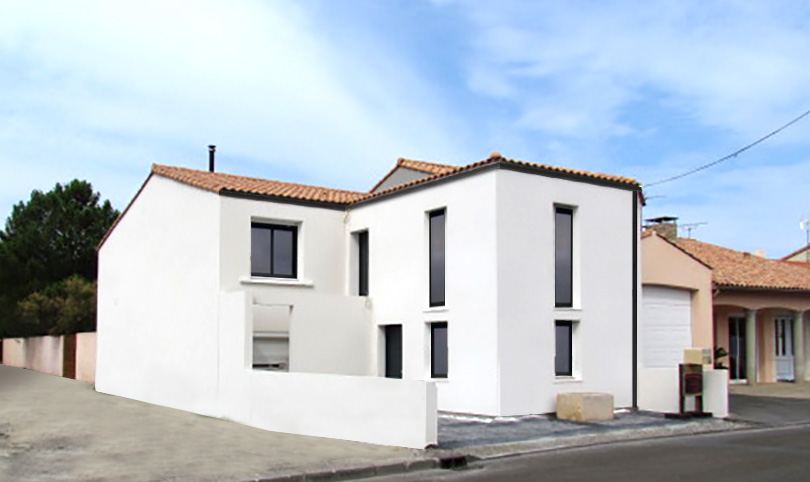 Extension aux Sables d'Olonne (85)